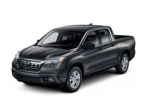 New Honda Ridgeline at Chattanooga