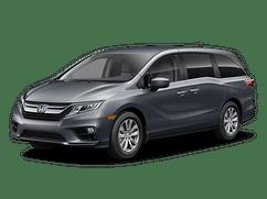 New Honda Odyssey at Timmins