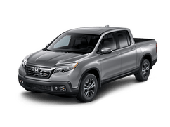 New Honda Ridgeline at Timmins