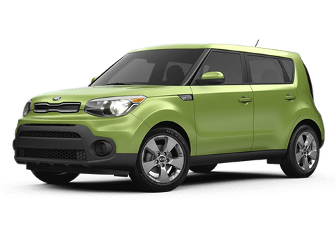 New Kia Soul in Hamburg