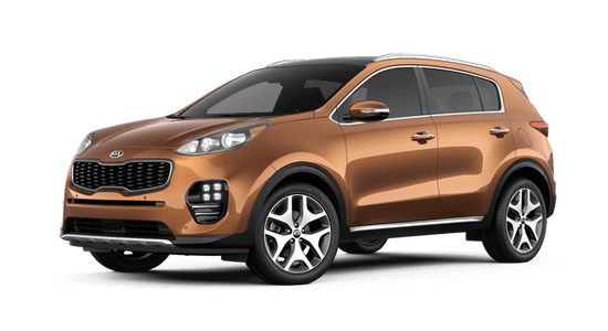 Sportage SX Turbo AWD 6-Speed Automatic