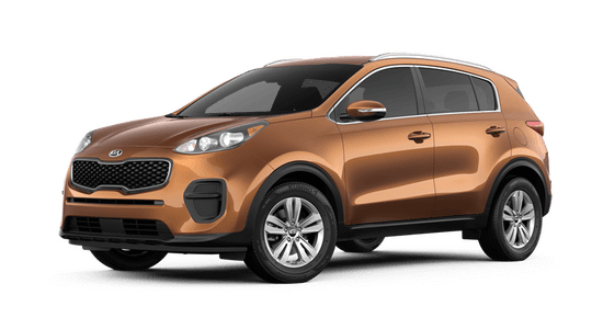 Sportage LX FWD 6-Speed Automatic
