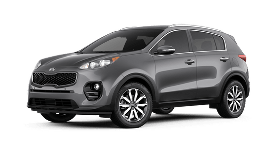 Sportage EX AWD 6-Speed Automatic