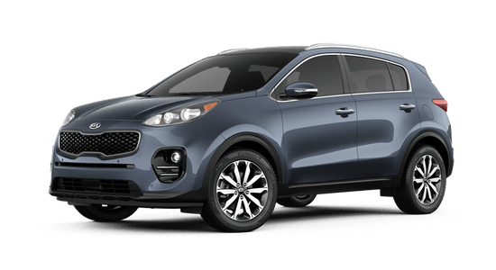 Sportage EX FWD 6-Speed Automatic