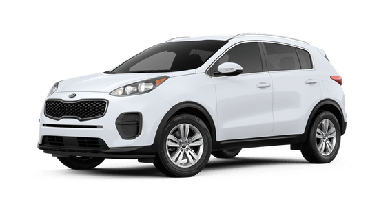 Sportage LX AWD 6-Speed Automatic