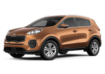 New Kia Sportage at Kalamazoo