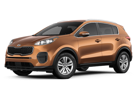 New Kia Sportage near Macon