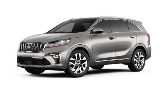 Sorento SX Limited AWD 8-Speed Automatic