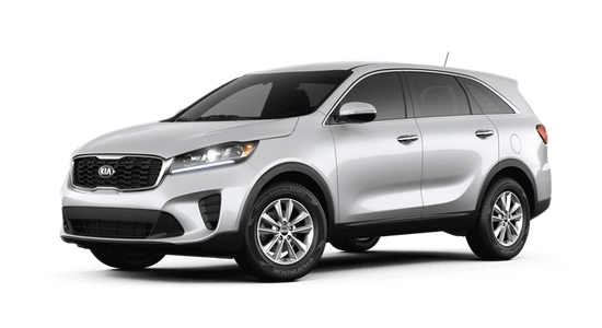 Sorento L FWD 6-Speed Automatic