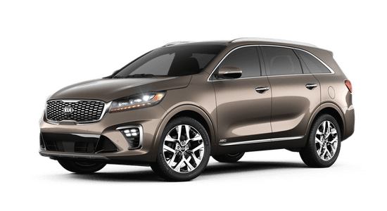 Sorento SX Limited FWD 8-Speed Automatic