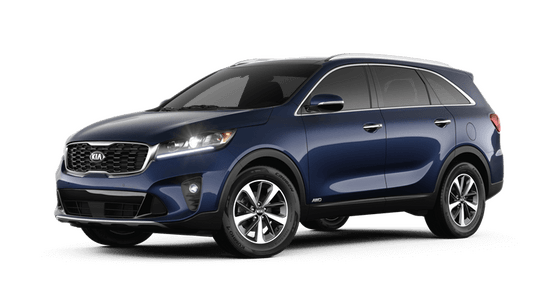 Sorento EX V6 FWD 8-Speed Automatic