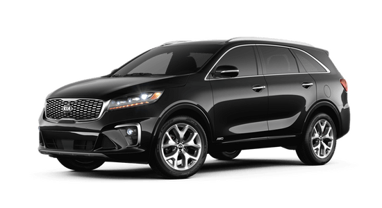 Sorento SX FWD 8-Speed Automatic
