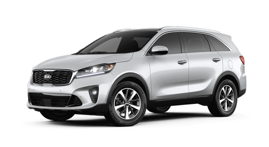 Sorento EX V6 AWD 8-Speed Automatic