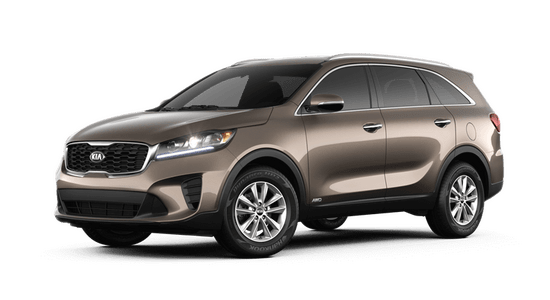 Sorento LX AWD 6-Speed Automatic
