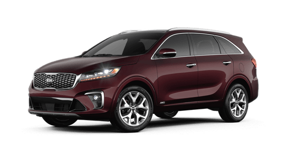 Sorento SX AWD 8-Speed Automatic