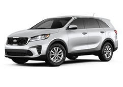 New Kia Sorento at Swansea