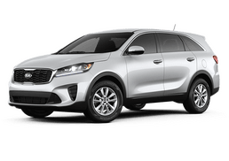 New Kia Sorento at Racine