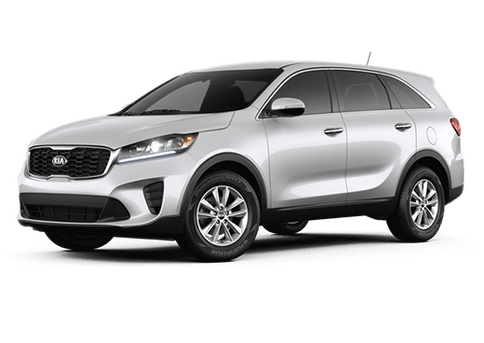New Kia Sorento in Dublin