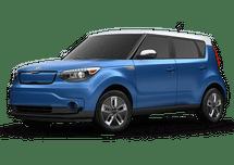 New Kia Soul EV at Battle Creek
