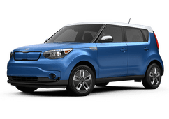 New Kia Soul EV at Schenectady