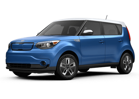New Kia Soul EV in Irvine