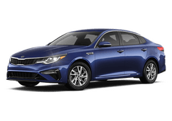 New Kia Optima at Schenectady