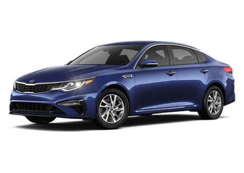 New Kia Optima in Asheville