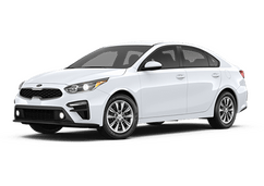 New Kia Forte at Schenectady
