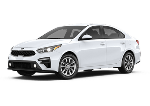 New Kia Forte in Edmonton
