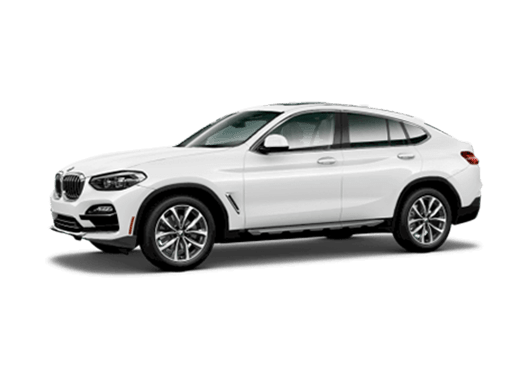 New BMW X4 in Glendale