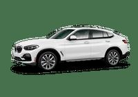 New BMW X4 at Miami