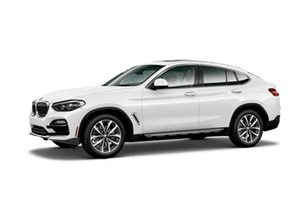 New BMW X4 at Pompano Beach