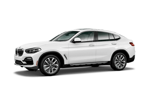 New BMW X4 in San Luis Obispo