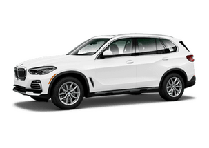 New BMW X5 at Pompano Beach
