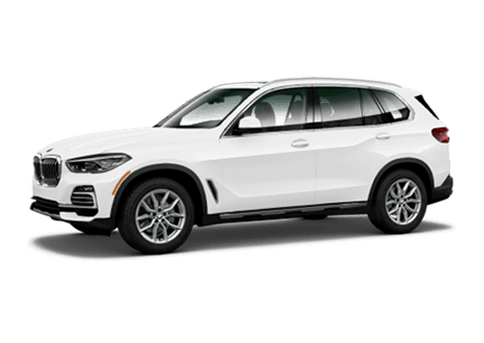 New BMW X5 in