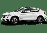 New BMW X6 at Miami