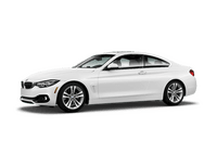 New BMW 4 Series at Miami