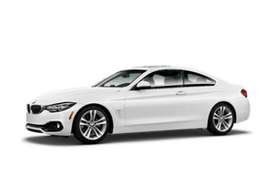 New BMW 4 Series at Coconut Creek