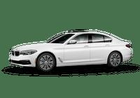 New BMW 5 Series at Miami