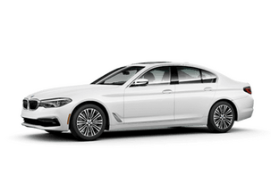 New BMW 5 Series at Pompano Beach