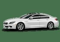 New BMW 6 Series at Miami