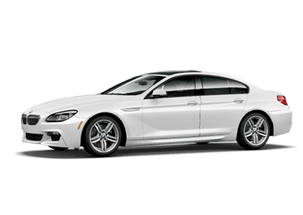 New BMW 6 Series at Pompano Beach