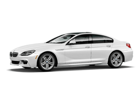 New BMW 6 Series in