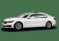 New BMW 7 Series at Miami
