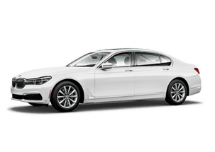 New BMW 7 Series at Pompano Beach