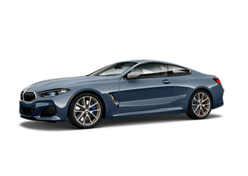 New BMW 8 Series in Coconut Creek