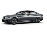 New BMW M5 at Miami