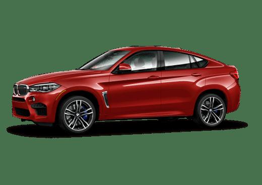 New BMW X6 M in Glendale