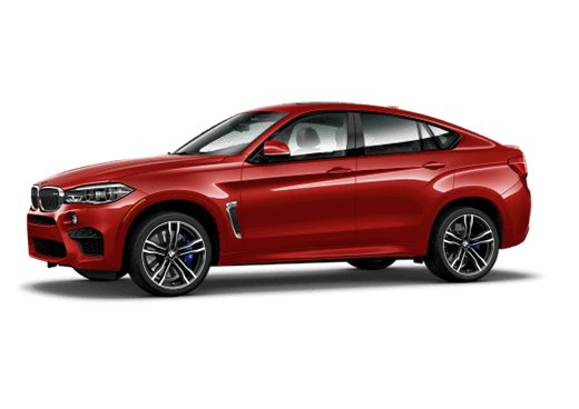 New BMW X6 M in Coconut Creek