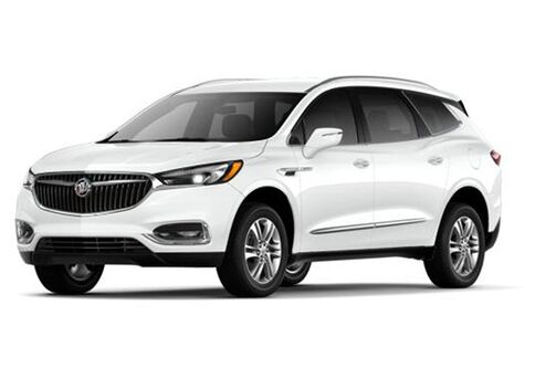 New Buick Enclave in